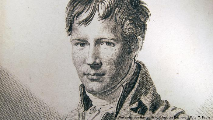 A Man Who Doesn't Deserve To Be Forgotten: Alexander Von Humboldt